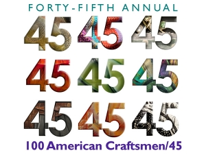 Design Students Join '100 American Craftsmen'