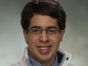 Commencement Profile: Carlos Cisneros Vilchis