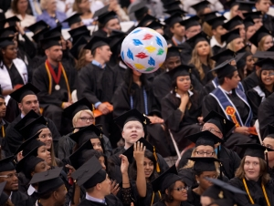 Commencement 2013: May 18
