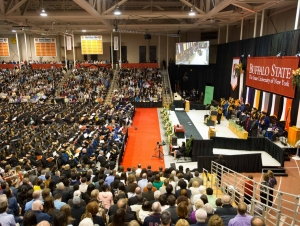 Commencement 2015: May 16
