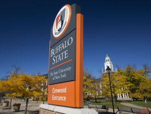 Buffalo State Recognized for Community Collaboration as an Anchor Institution