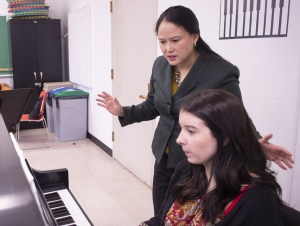 Professor Helps Students Find Magic in the Music