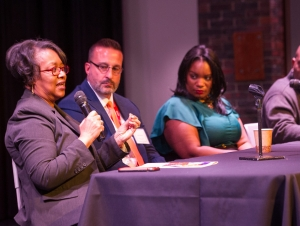 Civics Education Front and Center at Buffalo State Summit