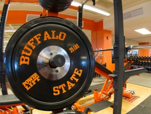 Exercise, Good Nutrition Options Plentiful for Buffalo State Students