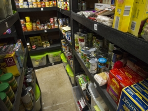 Campuswide Push to Ensure Students Have Food for Holiday, Remainder of Semester