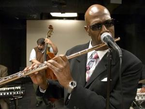 Renowned Flutist Galen Abdur-Razzaq to Present 'Jazz and the Civil Rights Movement'