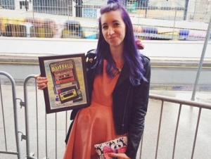 In the News: Alumna Earns Honors for Fashion Designs