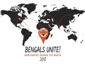 Homecoming 2018: Bengals Unite! Homecoming Around the World