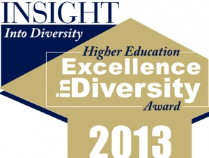 Buffalo State Receives National Diversity Award
