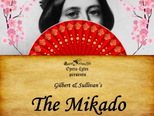 Three Faculty Members Involved in Local Production of 'The Mikado'