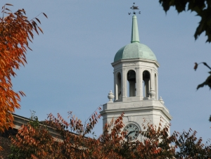 Faculty and Staff Recognition Ceremony: November 7