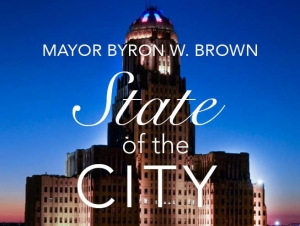 Mayor Brown Puts Spotlight on Buffalo State at State of the City Address