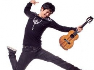 Versatile Ukulele Performer, Composer Jake Shimabukuro: April 20