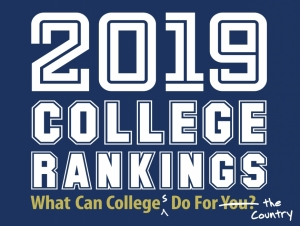 Buffalo State Named 2019 'Best Bang for the Buck College' by Washington Monthly