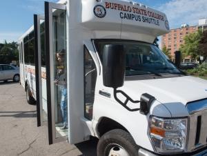 Campus Shuttle Provides Safe, Accessible, Convenient Service