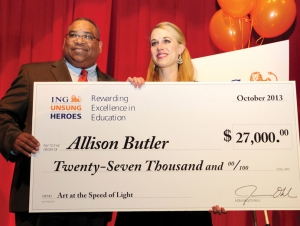 Alumni Profile: Allison Butler, '06