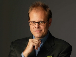 Food Network Star and Author Alton Brown: April 11