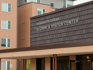 Buffalo State Hosts First Event at New Alumni and Visitor Center