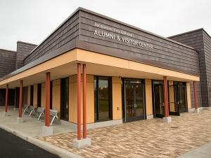 Buffalo State to Officially Open New Alumni and Visitor Center