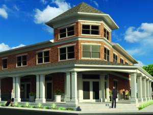 SUNY Buffalo State Plans New Alumni House and Visitor Center