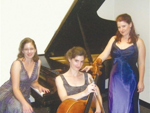 ANA Trio Performs in Ciminelli Recital Hall