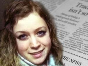 Alumna Katie Anderson Wins Journalism Award