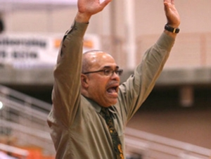 Men's Basketball Coach Honored by the Urban League