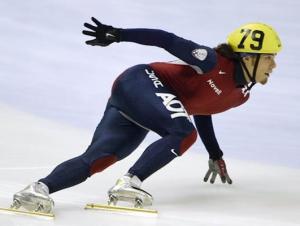 USG Presents Olympic Medalist Apolo Ohno: April 22
