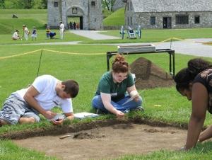 Buffalo State Day at Old Fort Niagara: June 17