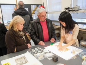Art Conservation Department Offers Clinic Friday