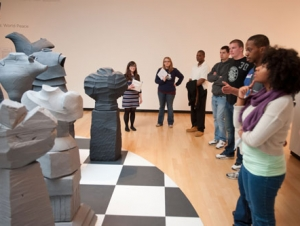 Art Education Transitioning to B.F.A. Degree