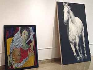 Art Education Presents First Faculty Exhibit
