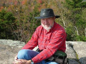 Poetry Reading with Professor Charles Bachman: October 13