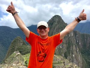 Bajus to Share Experiences in Peru's Sacred Valley