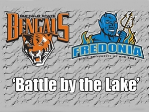 Buffalo State, Fredonia Prepare for 'Battle by the Lake'