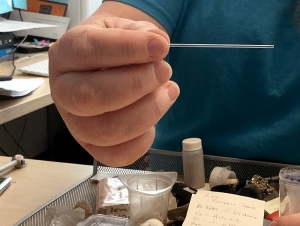 Buffalo State Experts: Geologists Aid Criminal Investigations by Analyzing Tiny Samples