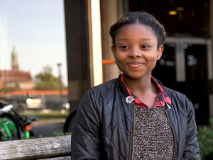 Students Who Soar: Student Finds Passion, Confidence through Buffalo State Experience