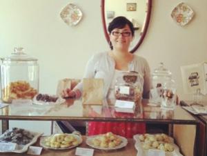 Alumna's Bakery Sweetens Neighborhood