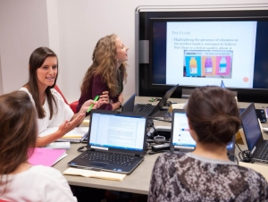 Active-Learning Classroom Meets Twenty-first Century Needs