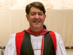 Episcopal Bishop Co-teaches Reformation Course
