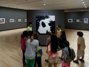 Burchfield Penney's Partnership with Elmwood Franklin on view in Washington, D.C.