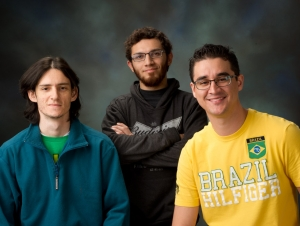 Students from Brazil Pursue STEM Studies at Buffalo State