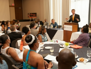 Buffalo State Honors Challenge Program Students at Awards Luncheon