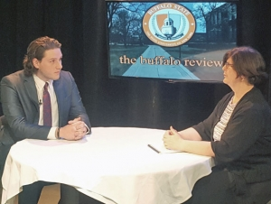 Student-Produced 'Buffalo Review TV' Airs on Spectrum Cable