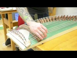 Video Spotlight: Design Student Updates Ancient Instrument