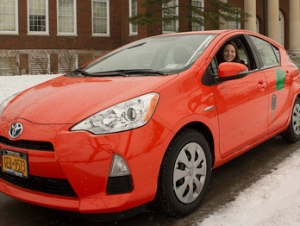 Buffalo State Partners with Buffalo CarShare to Provide Cars, Ease Parking