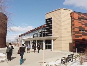 Buffalo State Celebrates Opening of Renovated Caudell Hall