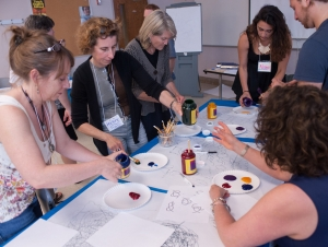 Alumni, Others Share Best Practices during Creativity Expert Exchange