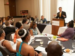 Buffalo State Honors Challenge Award Students