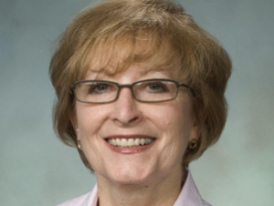 Faculty and Staff Appeal 2013 Donor Profile: Nancy Chicola